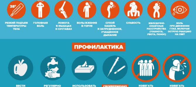 Профилактика, клиника и лечение гриппа